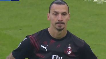 Zlatan Ibrahimović powitany przez kibiców Milanu