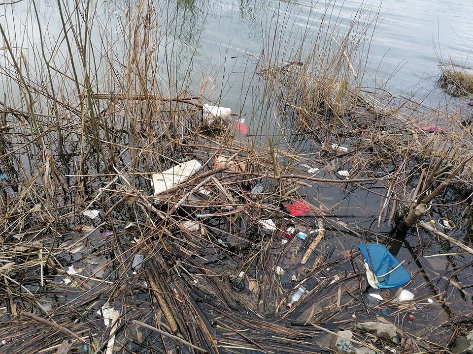 Zdjęcie numer 13 w galerii - Przerażający widok. Na brzegach pięknych beskidzkich jezior leżą tony śmieci [ZDJĘCIA]