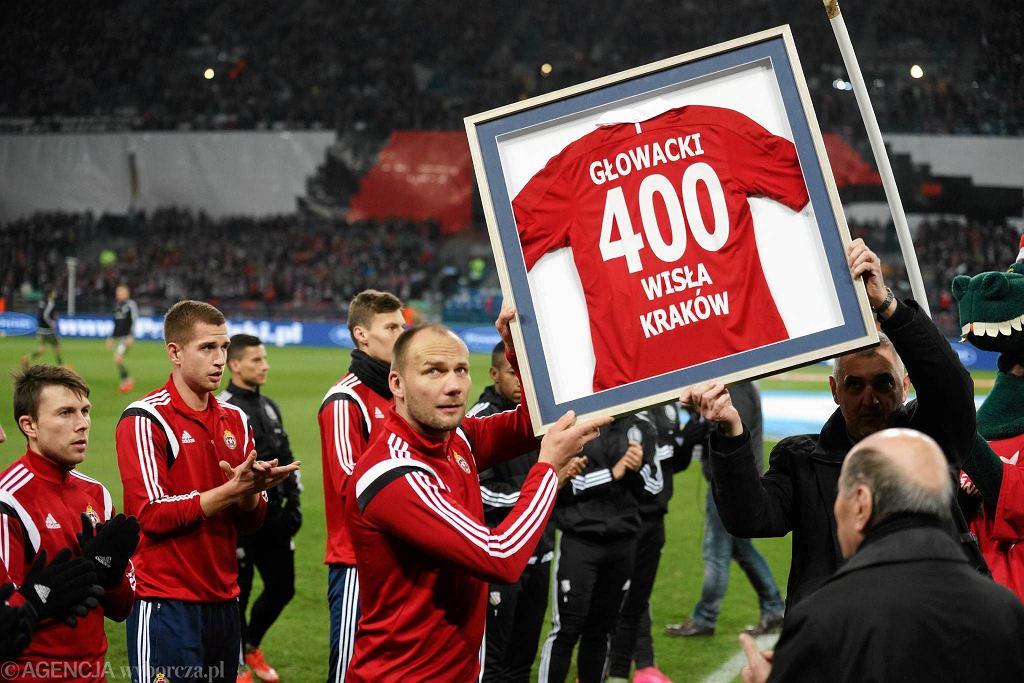 Arkadiusz Głowacki przed meczem Wisła - Legia