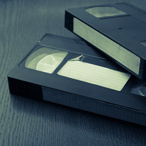 Kasety video VHS