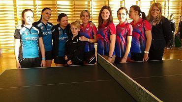tenis stołowy, IKTS Broń Radom