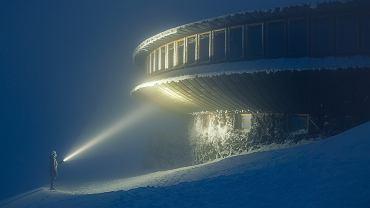 Sesja zdjęciowa na Śnieżce