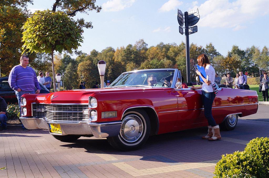 VI zlot samochodów z lat 70. i nie tylko