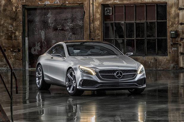 Mercedes Concept S-Class Coupé