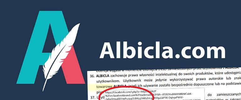 Albicla.com opanowana przez trolle. Serwis skopiował regulamin od Facebooka
