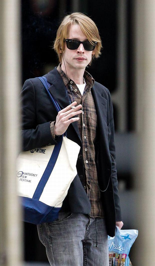 Macaulay Culkin, 01.2013
