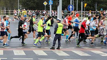 Zmarł jeden z uczestników poznańskiego półmaratonu