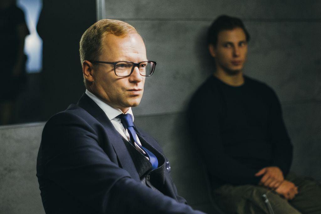 Maciej Stuhr w filmie 'Na bank się uda'