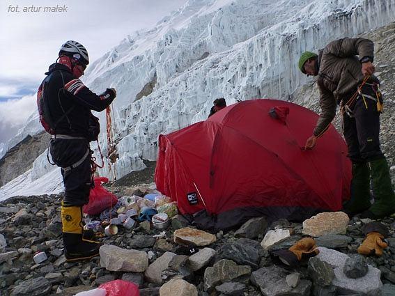 Obóz II