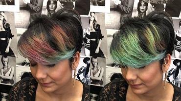Całkowita zmiana koloru włosów w kilka sekund? Czemu nie