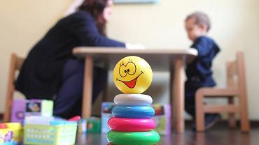Fotografia ilustracyjna - Bezpłatne przedszkole dla dzieci z autyzmem i zespołem Aspergera