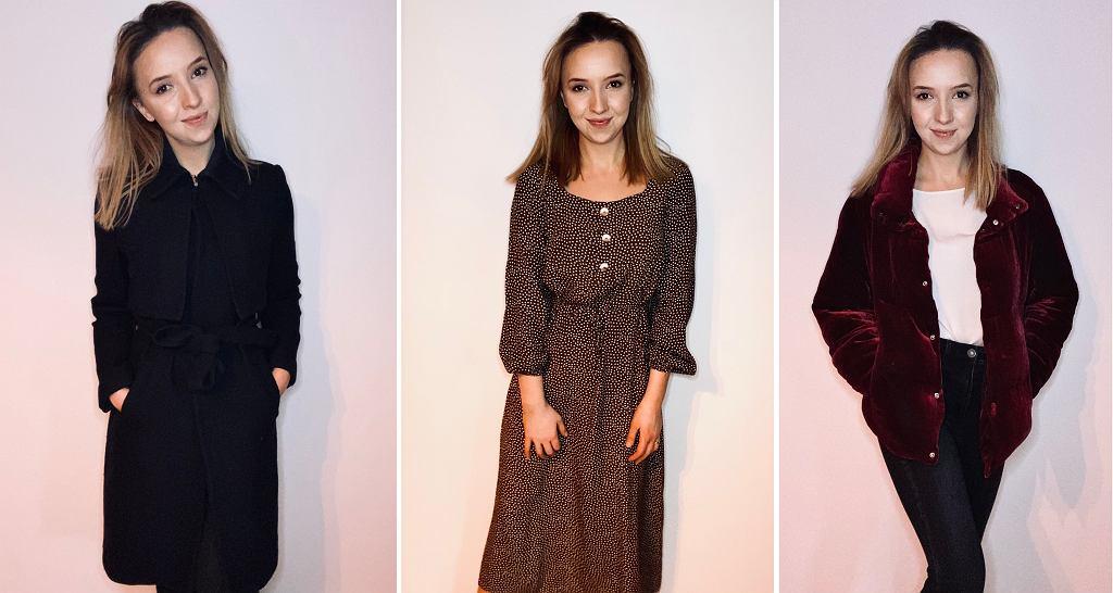 Top 3 ubrania kupione na Vinted