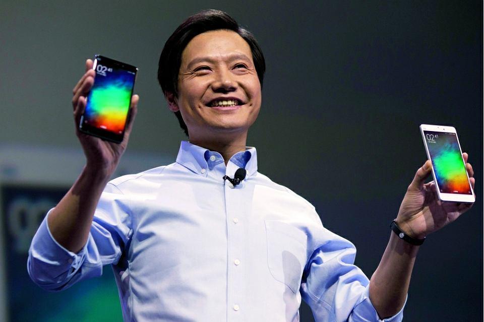 Zdjęcie numer 1 w galerii - Xiaomi wschodzi na technorynek niczym mistrz kung-fu
