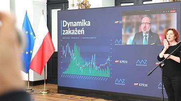 Koronawirus. Minister Adam Niedzielski informuje o nowych obostrzeniach