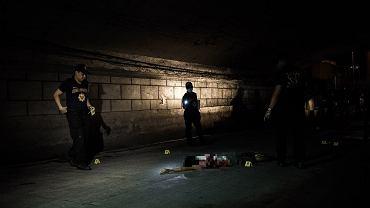 Wojna z narkotykami na Filipiniach
