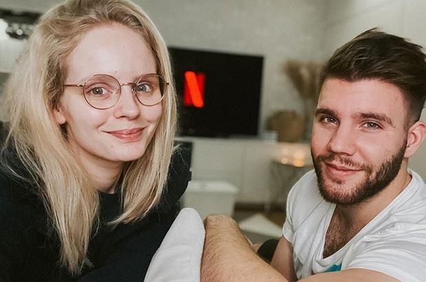 Olga Kalicka o samoizolacji: Oboje na 47 m z dzieckiem. Widzi też plusy