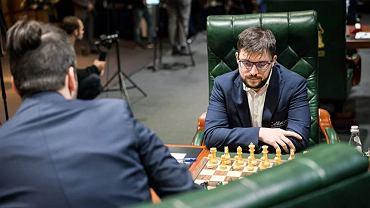 Maxime Vachier-Lagrave na turnieju pretendentów w Jekaterynburgu