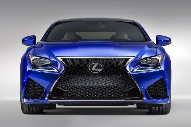 Salon Detroit 2014 | Lexus RC-F | Wyciekły zdjęcia + wideo