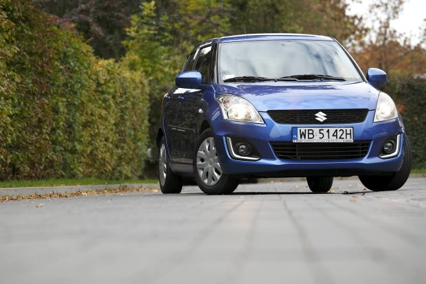 Suzuki Swift 1.2 A/T Comfort