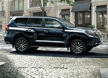 Toyota Land Cruiser to SUV do zadań specjalnych. Legenda z rabatem prawie 40 tys. zł