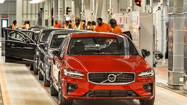 Fabryka Volvo w Płd Karolinie, USA