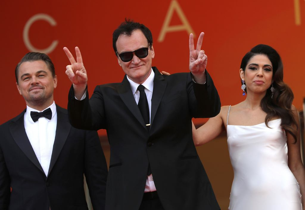 Festiwal Filmowy w Cannes - premiera 'Once Upon a Time in Hollywood' Quentina Tarantino