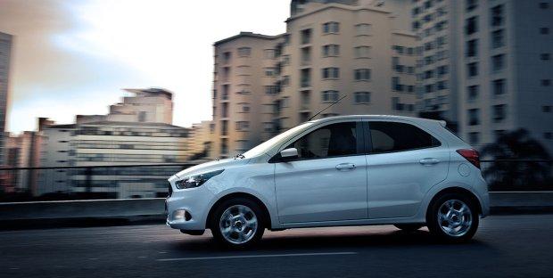 Ford Ka Brasil