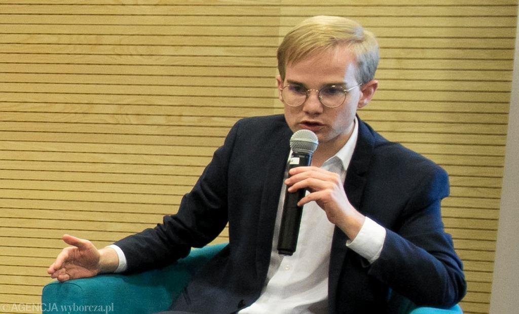 Piotr Patkowski nowym wiceministrem finansów