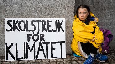 Greta Thunberg przemawiała przed największymi światowymi przywódcami. Jej jednoosobowy strajk przed szwedzkim parlamentem zainspirował 1,6 mln nastolatków do wyjścia 15 marca na ulice w 133 krajach. Nazywają ją klimatyczną prorokinią