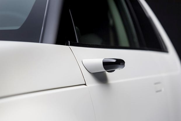 Honda e Side Camera Mirror System