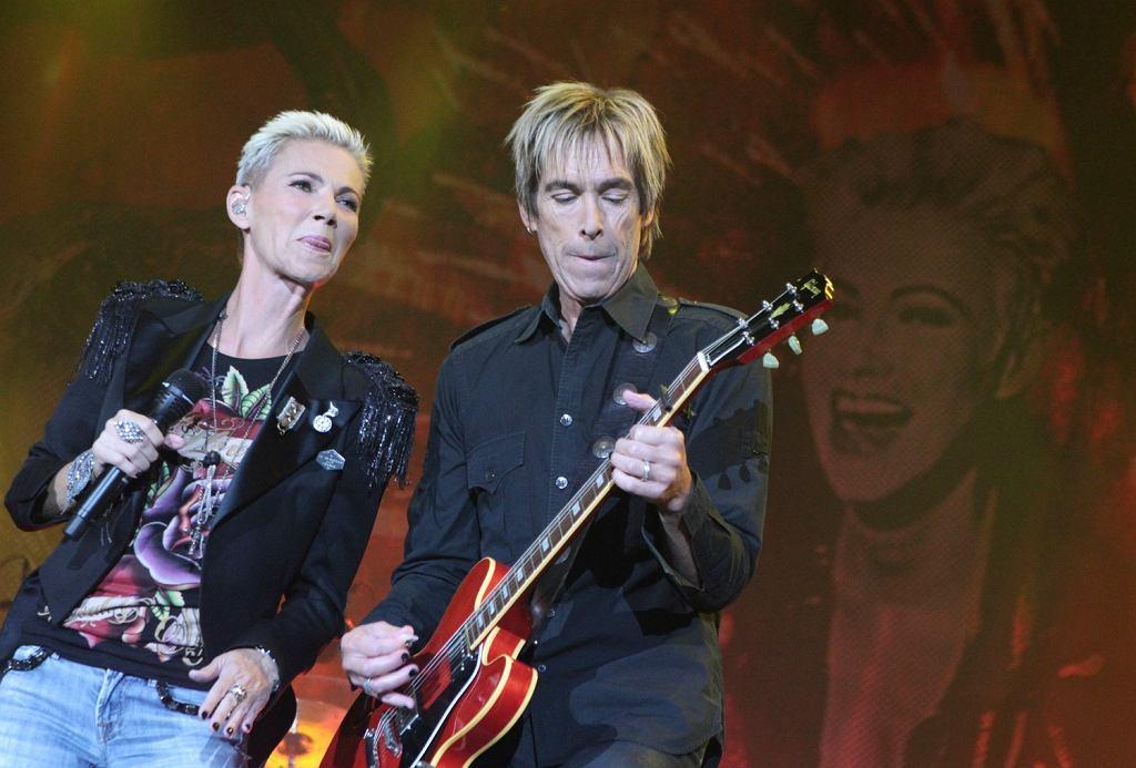 Roxette koncert w Moskwie