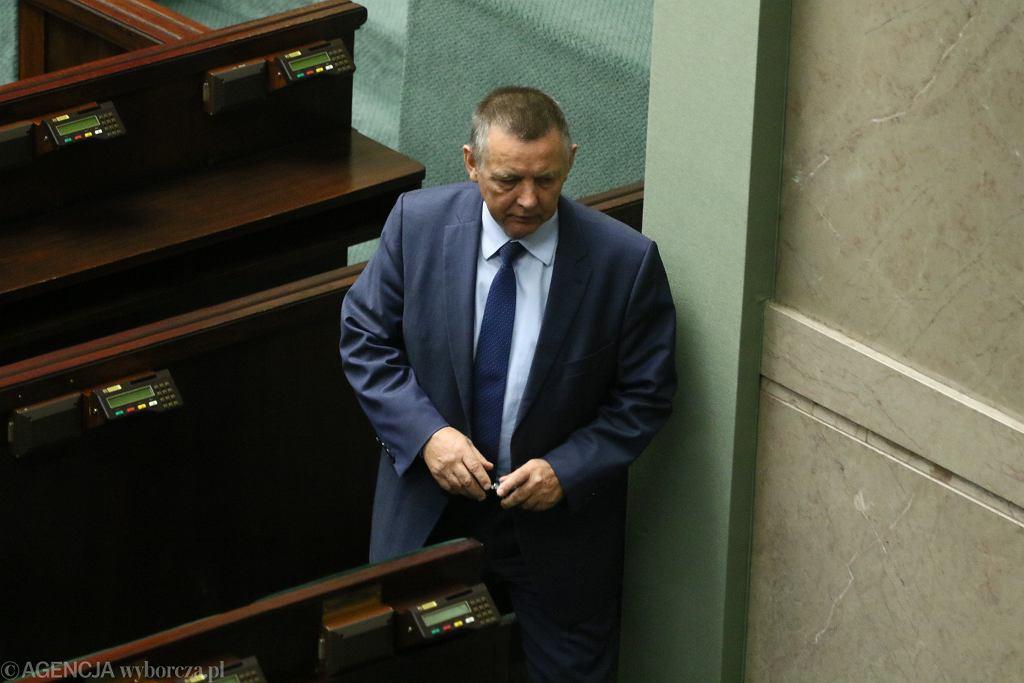 &Pierwsze posiedzenie Sejmu IX kadencji