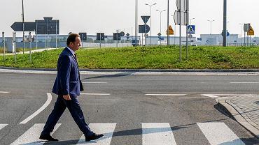 Budowa drogi lotniskowej oficjalnie zakończona.