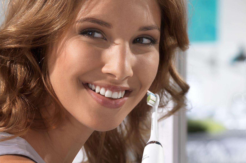 Piękny uśmiech dzięki Philips Sonicare