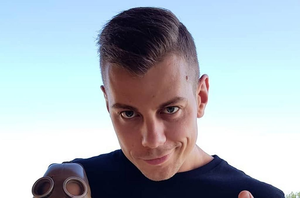 Marcin Maruszak - Brzydal - z Warsaw Shore