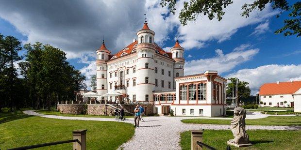 Pałac Wojanów/ Fot. CC BY-SA 3.0 PL/ Kriskros/ Wikimedia Commons