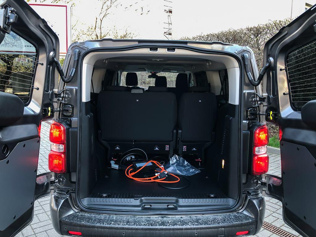 Opel Zafira-e 50 kWh