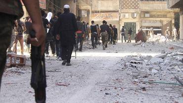 Syryjscy rebelianci