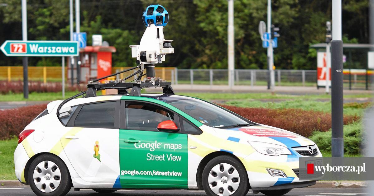 Samochody Google Wracaja Na Polskie Drogi Beda Aktualizowac