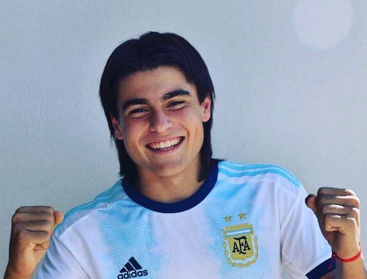 Luka Romero nazywany 'nowym Messim' może zadebiutować przeciwko FC Barcelonie