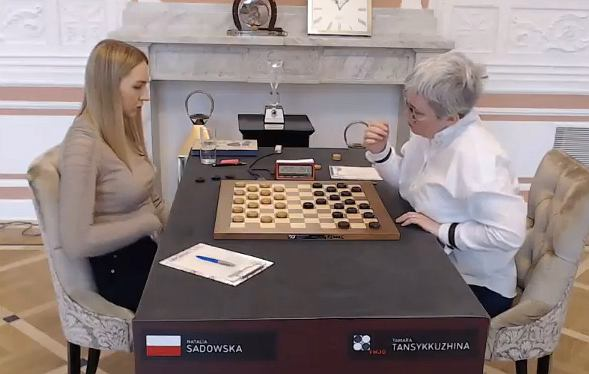 Natalia Sadowska - warcaby