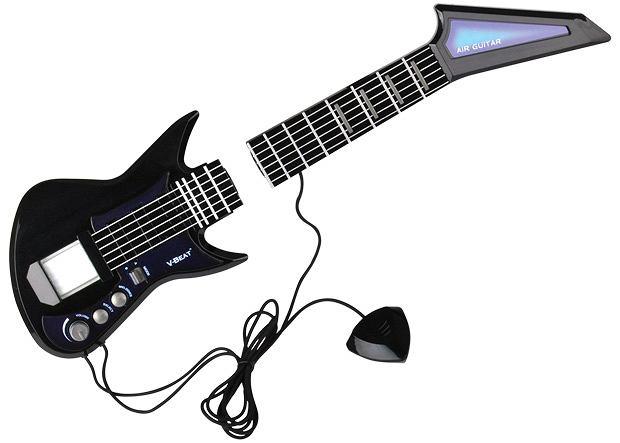 Audio gadżet: dwuczęściowa gitara