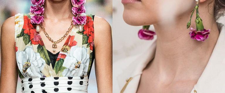 Oto biżuteria na wiosnę i lato, na punkcie której oszalały blogerki! Zdradzamy, jakie motywy będą szczególnie modne w nowym sezonie