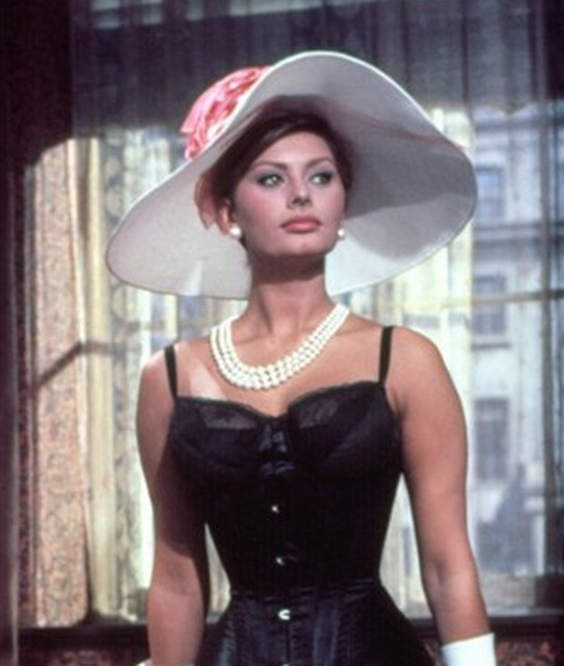 MILLIONAIRESS, THE, Sophia Loren, 1960 TM and Copyright(c)20th Century Fox Film Corp. All rights reserved
