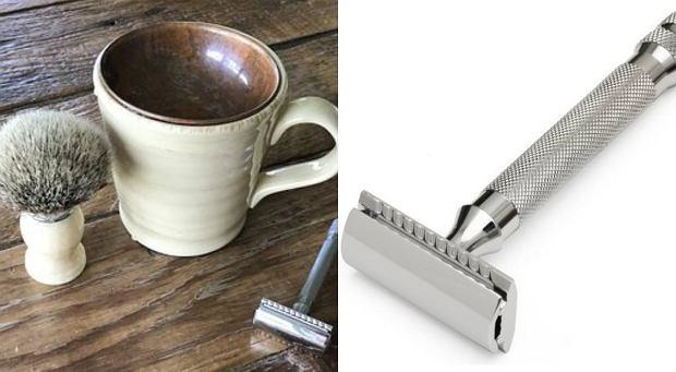 Maszynka do golenia z żyletką