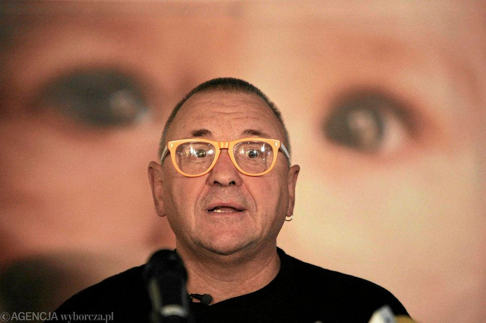 Zdjęcie numer 2 w galerii - Owsiak miał prawo wyrzucić chuligana z konferencji prasowej. Bo prawicowi bojówkarze medialni nie są dziennikarzami