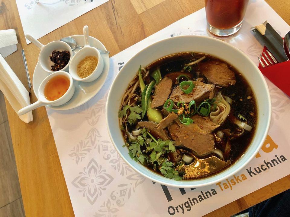 żorż Smakuje Po Tajsku Zupa Z Kaczki Jest Tu Specjałem