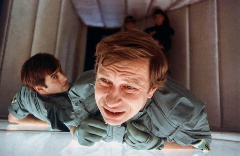 'Seksmisja' ma już 37 lat. Na zdjęciu Jerzy Stuhr i Olgierd Łukaszewicz