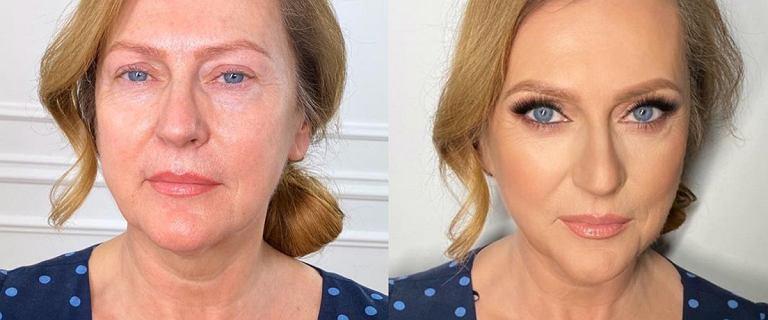Makijaż po 50-tce - poznaj kosmetyki, dzięki którym ukryjesz zmarszczki i odmłodzisz cerę!