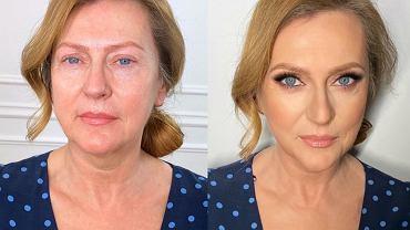 makijaż po 50-tce